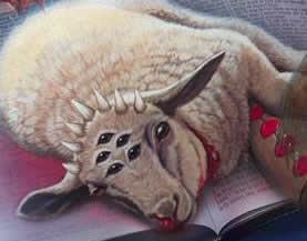 The Lamb of God.
