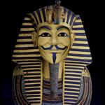 Guy Fawkes Pharaoh: source, earsucker.com.