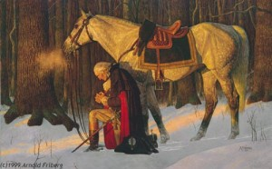 George Washington, by Arnold Friberg.