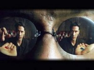 "The ""red"" pill of a pandemic or the blue pill of a Greater Depression?"