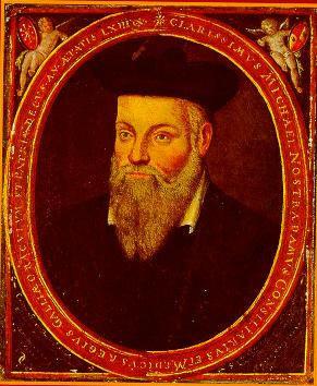 Nostradamus (1503-1566).