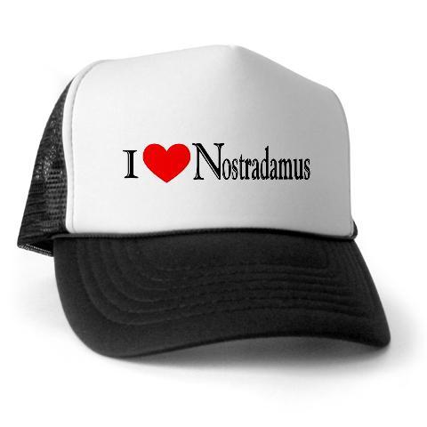 PIX (3) CH9-I-Love-Nostradamus-Hat