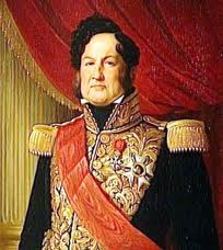King Louis Philippe.