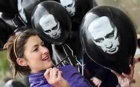 PutinBalloons