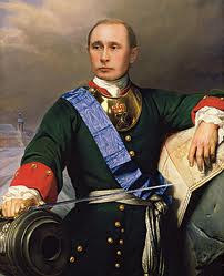 "Peter ""Putin"" the Great??"