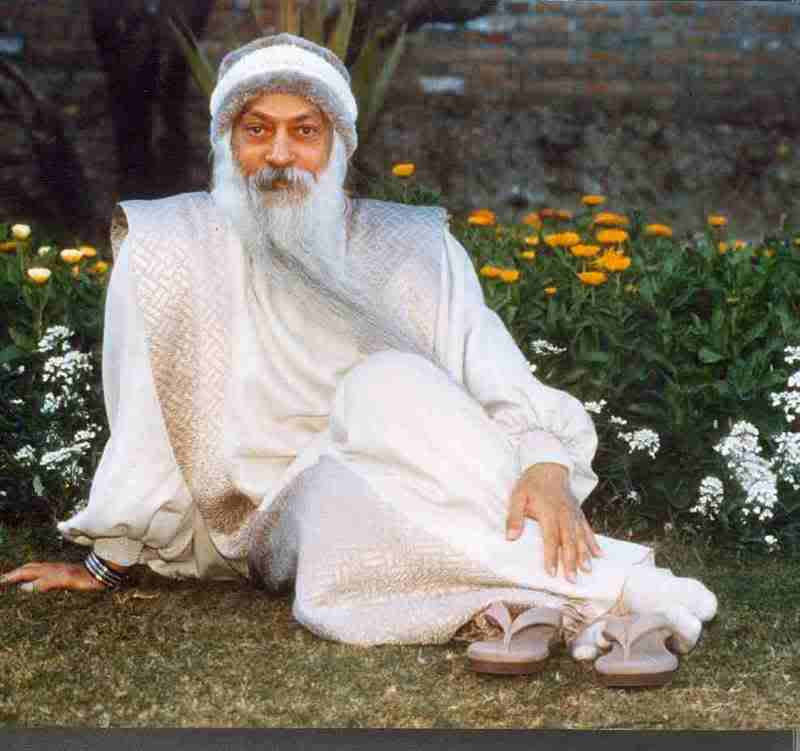 Osho visiting the land of Socrates, 1986.