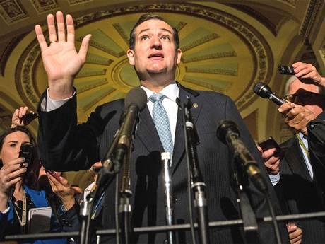 Senator Cruz.