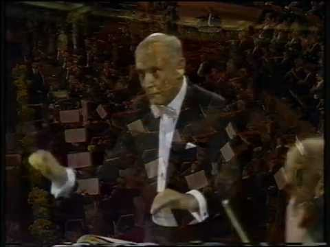Sir Georg Solti, one of my favorite classical music conductors. Click on the picture and watch him in action.