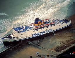StJudeStorm-FerryBeached