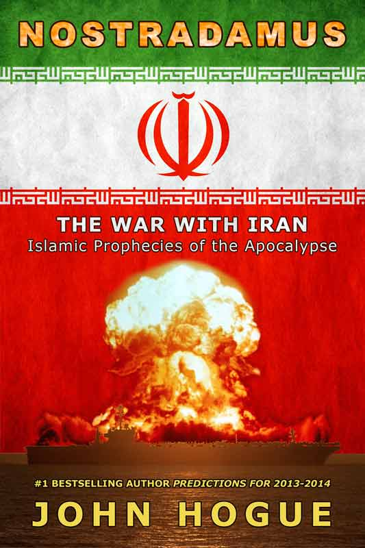 Click on this link, and read Nostradamus in the clear about a war between the US and Iran is a real and potentially history altering mistake.