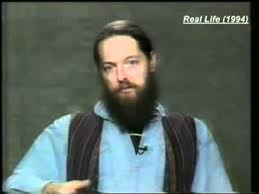 John Hogue in 1994, the year he met Sylvia Browne.