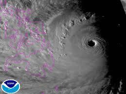 TyphoonHaiyanDawnEyeSpace