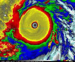TyphoonHaiyanPerfectRoundStorm-Eye
