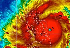 TyphoonHaiyanSpaceColor-NearSamar