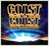 I'm on the last hour of tomorrow night's special prophecy Show on Coast to Coast AM. Click on the logo and learn more.