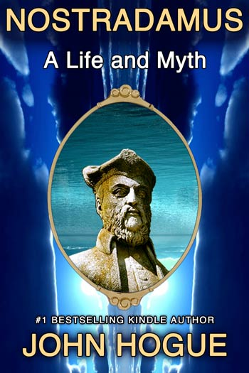 Find out about the life of the real Nostradamus. Click on this cover.