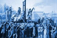 FrenchRevolution-BlueTintGuillotine