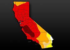 CaliforniaDroughtMap