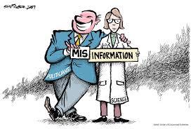 ClimateChangeDenial-misInformation
