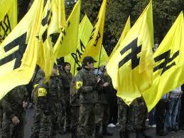 Ukraine-CamoFlagWaversSvoboda