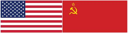 US-USSRflags