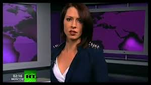 Abby Martin, host of Breaking the Set.