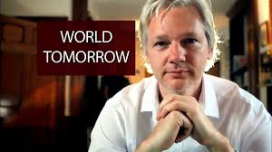 RT was the only network to broadcast a series of interviews hosted by whistleblower Julius Assange from the location of his house arrest in Britain.
