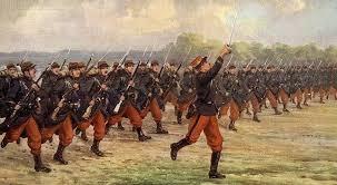BattleOfFrontiers1914-FrenchAdvance