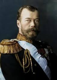 Czar Nicholas II.