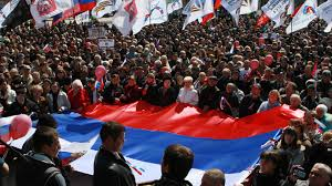 DonetskDemostratorsBigFlag