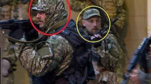 "So-called ""Russian"" troops seen in Russia and later in Ukraine: FAKE."