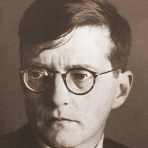 Dimitri Shostakovich.