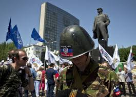 DonetskSoldierHelmetLenin