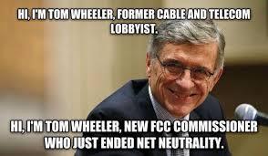 FCCWheelerTelecomLobbyist
