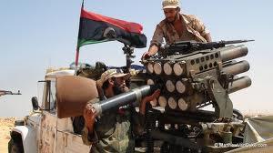LibyanArmyLoadingMissiles
