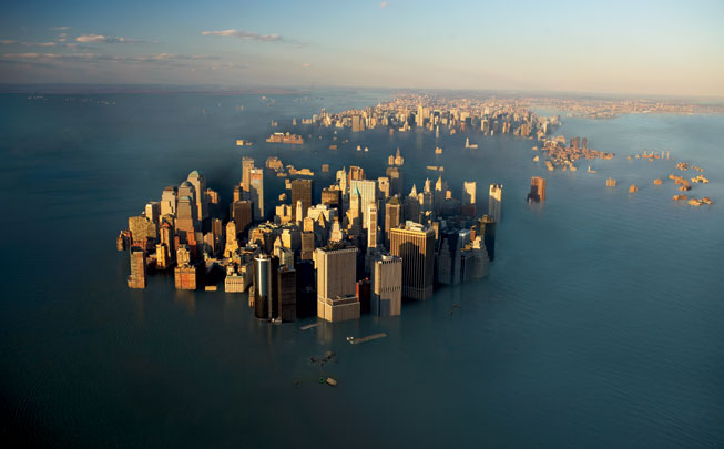 NewYork_sea_level_rising_myth