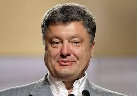 President Proroshenko.