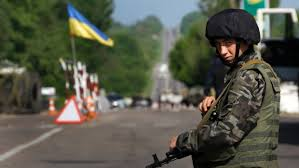 UkrainianFlagBlackhelmetSoldier