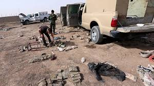 Iraq Army routed!