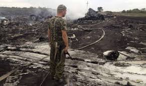 malaysia-airliner-Ukraine-wreckage