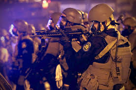 Ferguson-PoliceAimingRifles