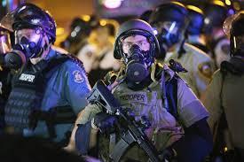 Ferguson-paramilitarypurple
