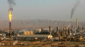 IraqiKurdishOilRefinery
