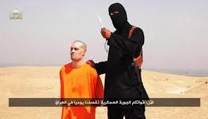ISIS-Knife held upOrangeJournalist