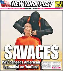 "We call this ""savage"" but look the other way when an ally beheads people, like the Saudis."