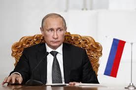 PutinLookingSideways