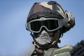 SoldierWearingSkeletonScarf