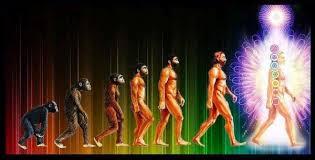 NewHumanEvolutionLineLightBUddha