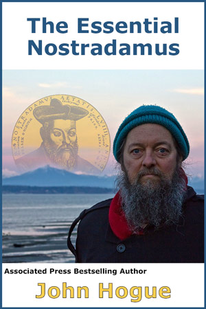 Click on the cover. Check out this little Nostradamus book that comprehensively covers the life, magic and A-List prophecies of the world's most famous prophet.