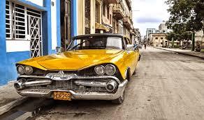 Cuba-oldcars